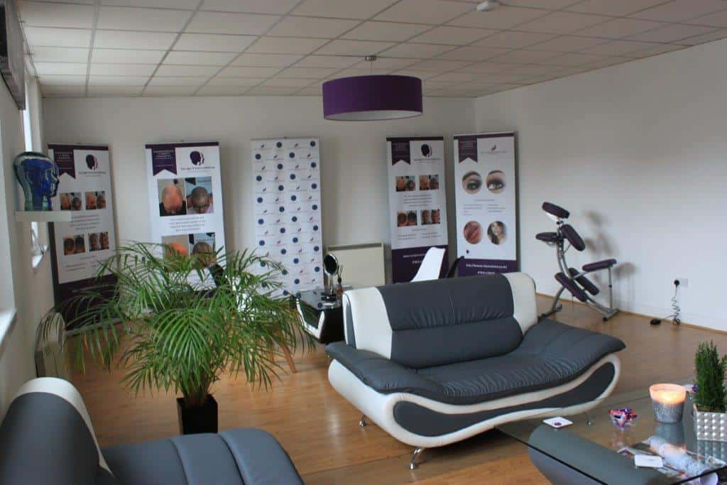scalp-innovations-waiting-room Contact Us -The Scalp  & Micro-pigmentation Experts Swindon